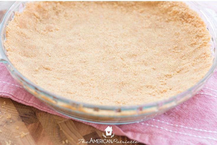 Apple Crisp Pie - The American Patriette