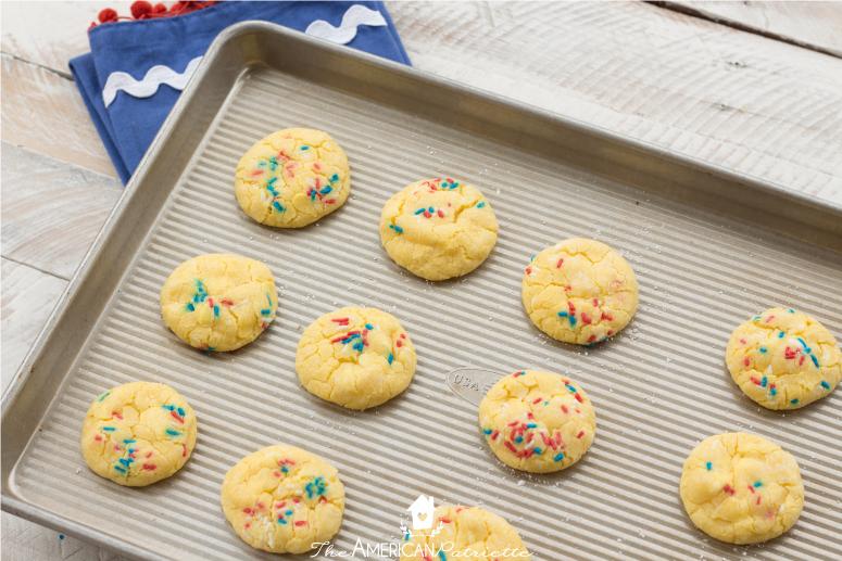 cake mix lemonade cookies