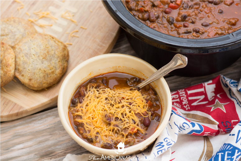 Healthy and Hearty Pumpkin Chili