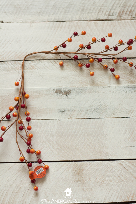 inexpensive diy fall faux chalkboard sign