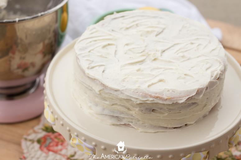 Does Lemon Icing Go With Chocolate Cake