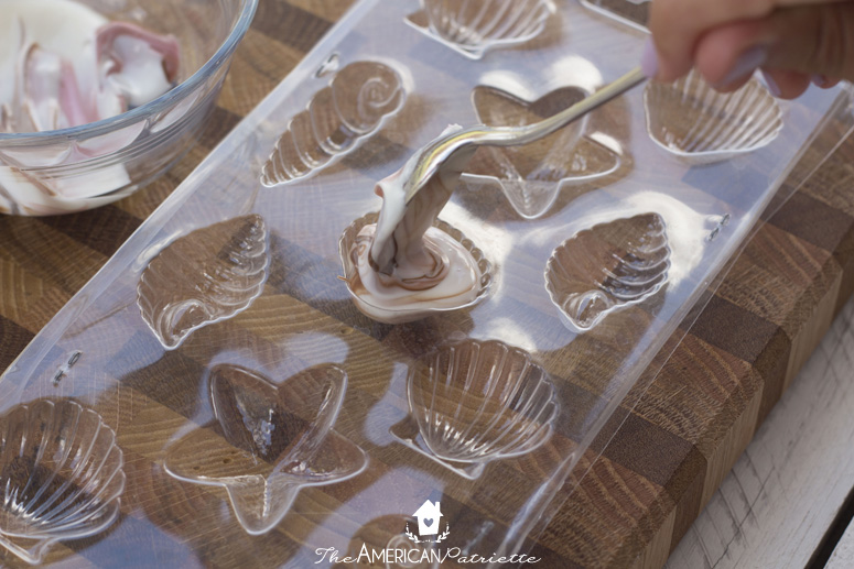 How to Make Candy Seashells - Adorable, Edible, Yummy Candy Seashells that Look Real!