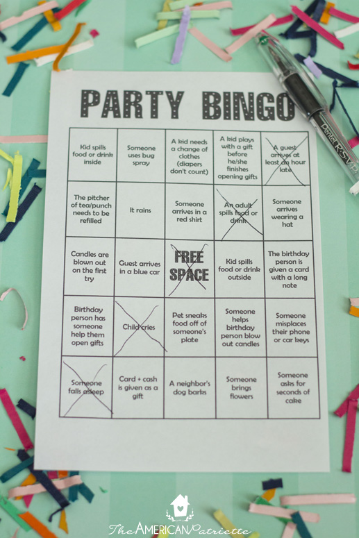 Fun Games For Adults At Parties And Celebrations 12 The American