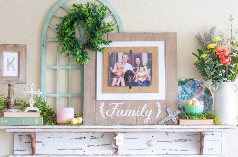 14+ Easy & Colorful Rustic Spring Farmhouse Decorating Ideas ...